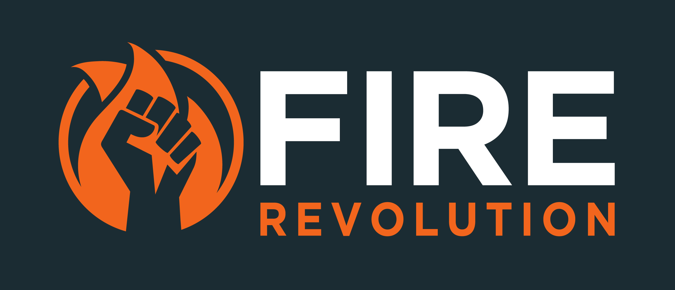 FIRE Revolution income strategy logo